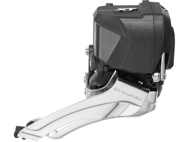 Shimano Deore XT Di2 FD-M8070 Desviador 2x11 Down Swing, black